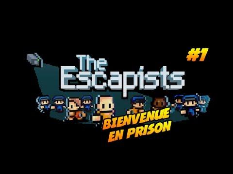 [FR] The Escapist Ep1  - Bienvenue En Prison! poster