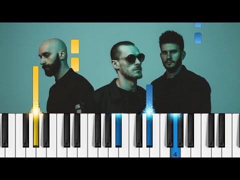 X Ambassadors - JOYFUL - Piano Tutorial