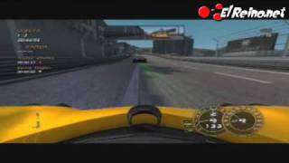 Vídeo análisis/review SuperCar Challenge - PS3