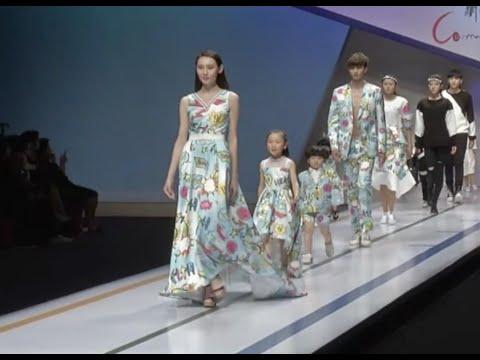 Family-Friendly Fashion Hits 2016 China International Fashion Week