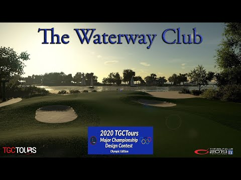 The Golf Club 2019 - The Waterway Club (TGCTours Major Championship Design Contest)