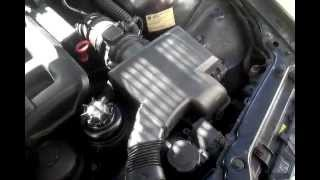 bmw engine air filter replacement k n air filter installation e46 3 series