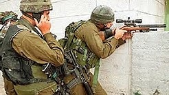 IDF still uses 22LR rifles in Combat and Security Operations