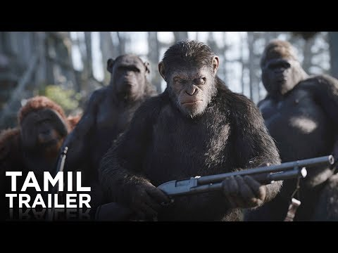 War for the Planet of the Apes   Official...
