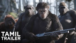 War for the Planet of the Apes | Official Tamil Trailer | Fox Star India | July 14