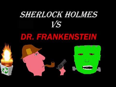 "Garbage Game: ""Sherlock Holmes vs Dr.Frankenstein"" |"