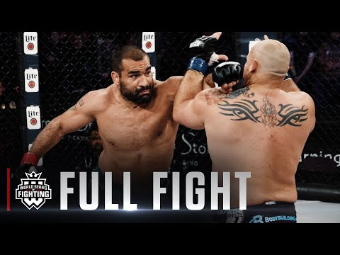 #WSOF35: Blagoy Ivanov vs. Shawn Jordan Full Fight