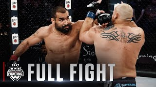 #WSOF35: Blagoy Ivanov vs. Shawn Jordan Full Fight