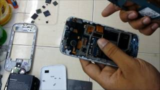 samsung s4 mini gt i9190 dead solution by replacement power ic pm8917
