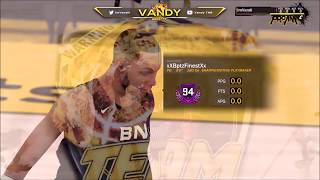Caution vs Showtyme NBA 2k Comp Games VANDI vs BP part 2