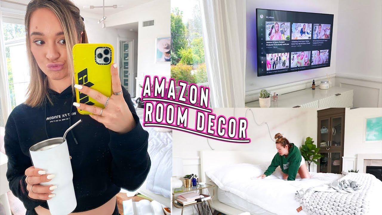 Amazon Room Decor From Tik Tok Mini Whitefox Haul Youtube