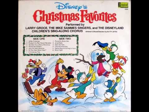 Disney's Christmas Favorites (LP Version ) (In Perfect CD Quality) (With Download Link)