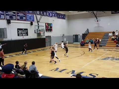 Monrovia Middle 7th Grade Girls vs Liberty 1/18/2018 (County Championship)