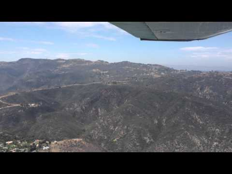 Los Angeles Tour by Air, Santa Monica Airport July 2013 3 of 4