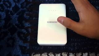 Samsung 11300mah Power Bank Unboxing amp Review