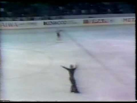 Underhill & Martini (CAN)  - 1982 Worlds, Pairs' Short Program (Secondary Broadcast Feed)