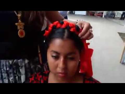Peinados de jalisco mujer