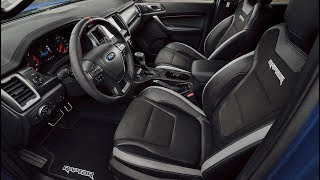 2019 Ford Ranger Raptor - INTERIOR (LHD)