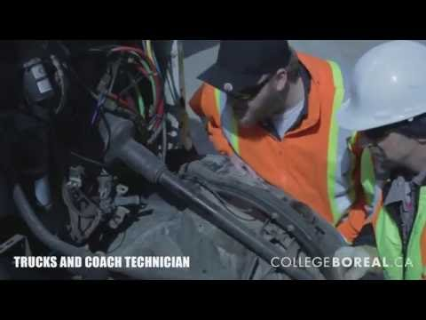 Trade – Truck and Coach Technician