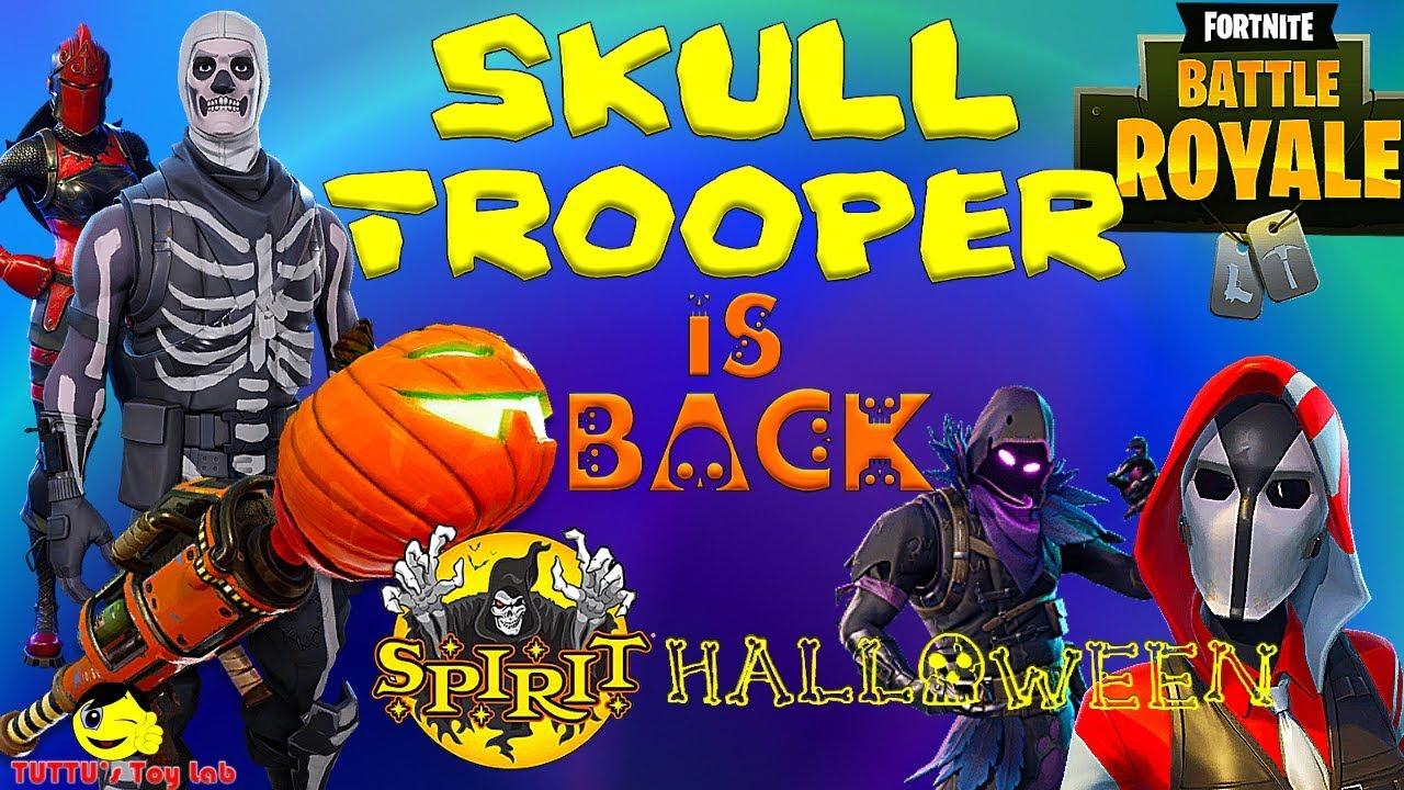 Spirit Halloween Fortnite Costumes.Skull Trooper Fortnite Spirit Halloween Fortnite Costumes Store Hunt