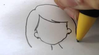 "Hvordan man kan tegne : ""Manga"" del. 1"