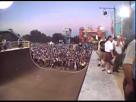 Brian Wainwright - 1997 MTV Sports & Music Festival