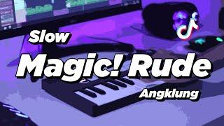 Download lagu DJ MAGIC RUDE SLOW ANGKLUNG | VIRAL TIK TOK