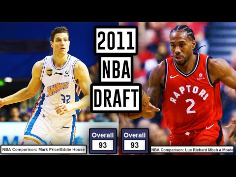Looking Back At 2011 NBA Draft Prospect Grades - How Do They Look Now?
