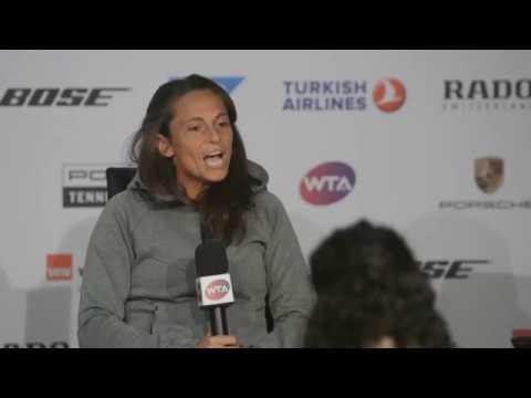 """Roberta Vinci: """"Non sono d'accordo con wild-card a Sharapova"""""""