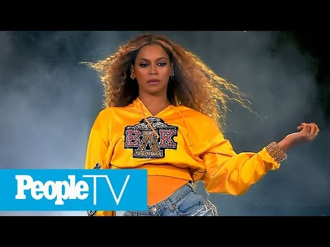 Beyoncé Drops Surprise Live Coachella Album Alongside 'Homecoming' Documentary | PeopleTV