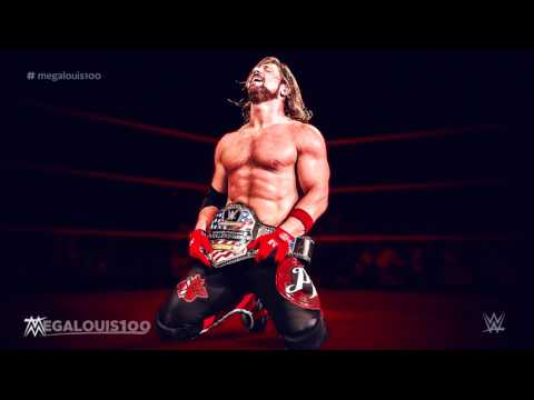 "2017: AJ Styles 2nd WWE Theme Song - ""Phenomenal"" (Chorus Loop Edit) With Download Link"