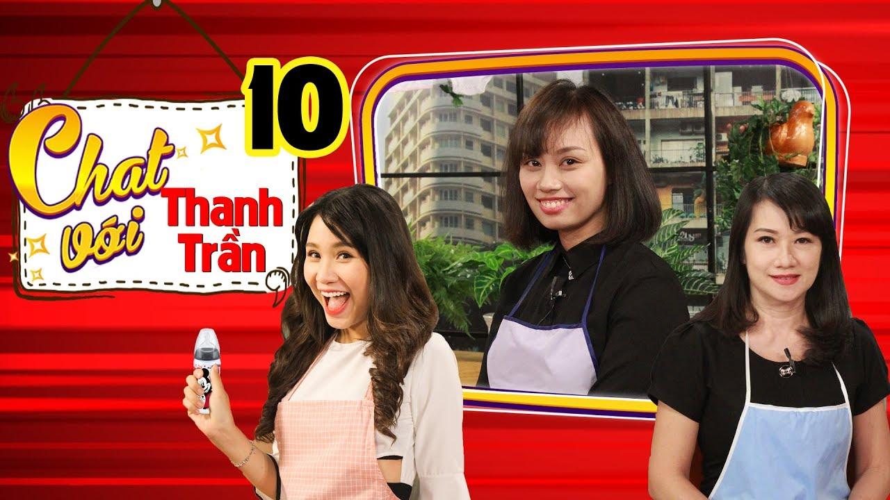 CHAT VỚI THANH TRẦN #10 FULL | Bà mẹ GOOGLE: lên bàn sinh tra google cũng chưa biết cách RẶN ĐẺ