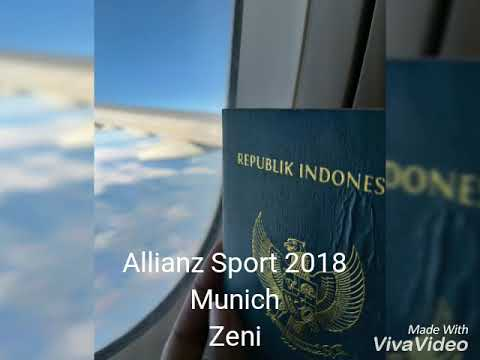 Allianz sports 2018 Munich ft Zeni