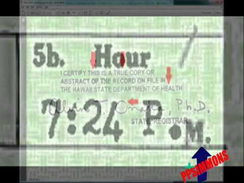 BREAKING!  BHO Birth Certificate - SEVEN MONUMENTAL PROBLEMS - This is FAR From Over.