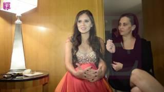 'خاص ' بالفيديو.. ملكة جمال المكسيك تتحدث عن 'بهيج حسين'