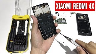 Video How to Open the Casing and Unload Hp Xiaomi Redmi 4X download MP3, 3GP, MP4, WEBM, AVI, FLV Agustus 2018