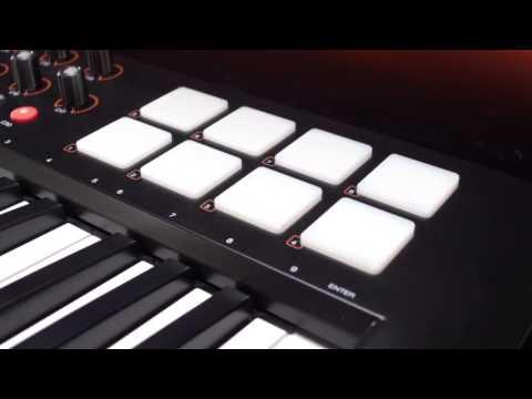 M-AUDIO Oxygen 49 - clavier maire IVème génération
