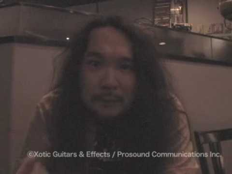 Interview with Yoshihiro Ogasawara at Blues Alley in Tokyo,Jan 11 2008