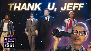 thank u, jeff -- Ariana Grande Parody Video