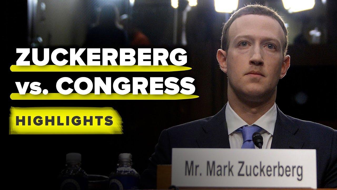 Download Zuckerberg's Senate hearing highlights in 10 minutes