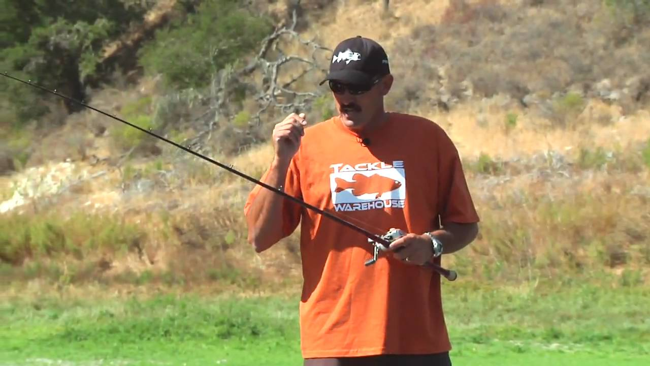 Exclusive Powell TW Rods with Jared Lintner - Tackle Warehouse VLOG #76