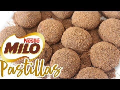 Milo Pastillas Recipe Negosyo It S More Fun In The Ki