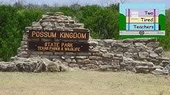 Possum Kingdom State Park - Texas State Parks