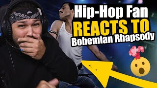 🎤 Hip-Hop Fan Reacts To Queen - Bohemian Rhapsody 🎸