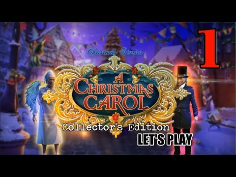 Christmas Stories 2: A Christmas Carol CE [01] w/YourGibs - EBENEZER SCROOGE - OPENING - Part 1