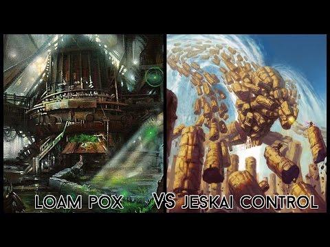 Modern Gauntlet of Greatness - Loam Pox vs. Jeskai Control