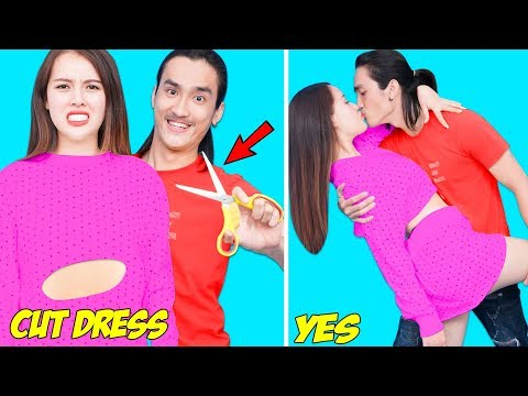 ARE YOU FASHIONISTAS ! 23 Easy DIY Clothing Hacks And Fashion Hacks Ideas For Fashion Girl By T-Tips