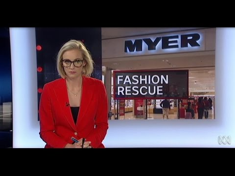 Myer's Strategic Acquisition Of Marcs And David Lawrence
