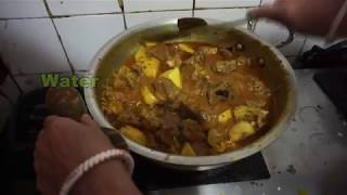 how to cook tasteful Mutton curry | easy Bangali Traditional recipe