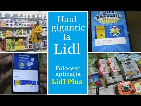 Download Cumparaturi la Lidl/ folosesc aplicatia Lidl Plus